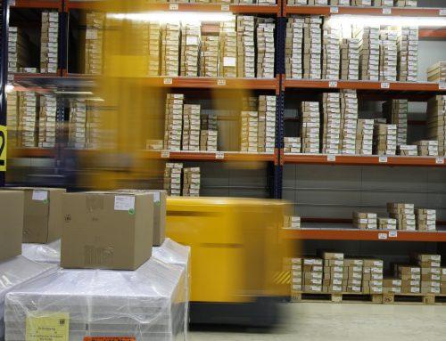 Logistieke uitdaging van SGS Nederland